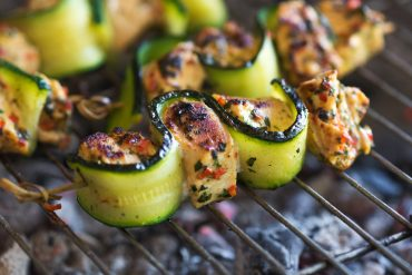 Lime Chili Marinated Kebabs